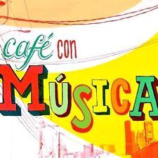 Cafe Con Musica [Nacional] by Various Artists (CD, Nov-2012, Nacional Records)