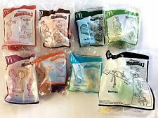 McDonald's Happy Meal Toys MADAGASCAR 3 2012 Asia (8 Pieces In Set)