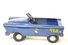Rare Custom Dick Tracy Murray Flat Face Pedal Car