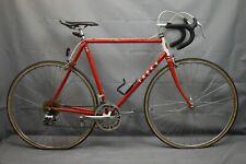 1986 Trek Elance Touring Road Bike 59cm Large 4130 Triple Butted Steel Charity!