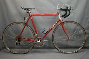 Trek Elance Touring Road Bike 59cm Large 1986 4130 Triple Butted Steel Charity!!