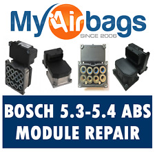 FITS MASERATI 3200 COUPE BOSCH 5.3 ABS MODULE REPAIR SERVICE (REBUILD)