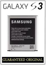 GENUINE GALAXY S3 SIII I9300 Li-ion BATTERY EB-L1G6LLU 2100mAh SAMSUNG