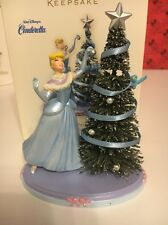 Princess Perfect Tree Christmas Disney Hallmark Keepsake Cinderella Ornament NIB
