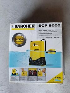 Karcher SCP 9000 submersible clear water pump