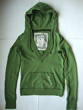 WOMEN ABERCROMBIE & FITCH Hooded Top Hoodie size medium M