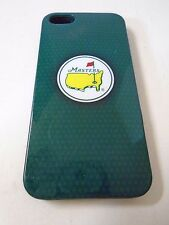 Masters Augusta National IPHONE 5c Housse Golf Tournoi Protection Logo Vert