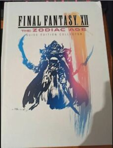 Guide officiel Final Final Fantasy XII Zodiac Age en Français