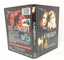 Caged Terror (DVD Movie)  Elizabeth Suzuki, Percy Harkness