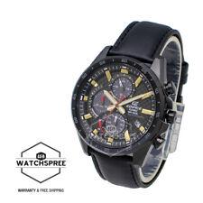 Casio Edifice Solar-Powered Chronograph Watch EQS900CL-1A