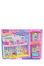 NEW Shopkins Happy Places Happy House Playset