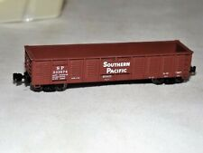 Z Scale American Z Line 91240-1 SP 333574 Southern Pacific 2420 Waffle Gondola