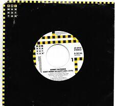 McFERRIN, Bobby  (Don't Worry Be Happy)  EMI-Manhattan 50146