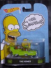 2014 HOTWHEELS - Retro entertainment E - SIMPSONS The Homer