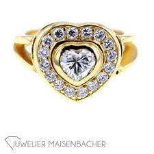 Herz-Ring, Ringgröße 46