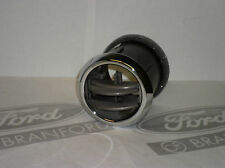 NEW OEM LINCOLN AIR VENT ROUND LOUVRE AND DUCTS WITH CHROME RING 8H6Z-19893-AA