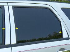 Ford Escape chrome pillar post trim stainless steel molding 08-2012