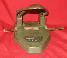 Vintage Punch Rite #24 Two Hole Punch Circa 1930's