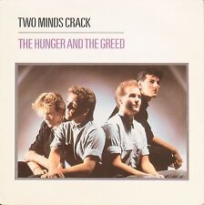 "Two Minds Crack – The Hunger & The Greed 7"" EDIT1 – Mint BUY 2+ for 25% OFF"