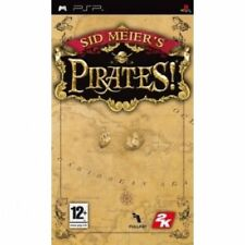 Sid Meier's Pirates (Sony PSP, 2007) NEW