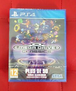SEGA megadrive Classics Neuf Sous Blister Officiel Playstation 4 PS4
