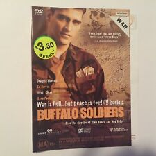 Buffalo Soldiers (DVD, 2006)  - exrental disk only no case