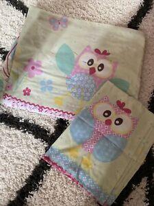 Girls Toddler Duvet Set