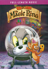 Tom and Jerry - The Magic Ring New DVD