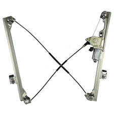 Drivers Front Power Window Lift Regulator & Motor for 07-14 GM Pickup Truck SUV