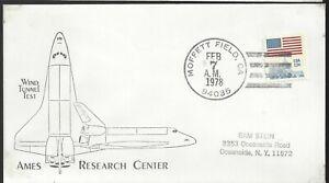 2/7/78 Shuttle Wind Test Moffett Field Ca