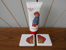 PADDINGTON BEAR 100ml shower gel and 2 bath fizzers MARKS AND SPENCER m&s