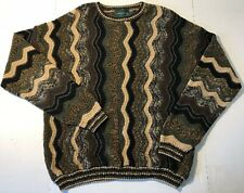 Mens Vintage Tundra Canada Sweater Size Large L Multicolor