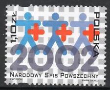 POLAND MNH 2002 SG3990 National Census