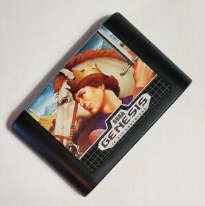 Sword of Vermilion (Sega Genesis, 1990)