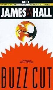 Buzz Cut by James W. Hall (1996, Cassette, Abridged)