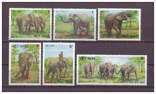 Vietnam, Elefanten MiNr. 1777-1782, 1987** MNH