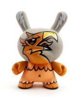 "Joe Ledbetter Griffin Kidrobot 3"" Dunny Series 4 2007 JLed Art"
