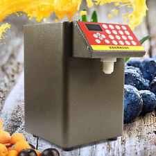 110v Fructose Quantitative Machine Sugar Syrup Dispenser Milk Tea Equipment 400w