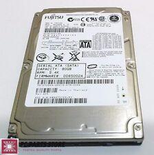 "Fujitsu 80GB SATA 2.5"" MHV2080BH PL CA06672-B23300DL CA26338-B74104BA PCB PARTS"