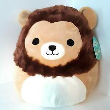 """Squishmallow Kellytoy 16"""" Francis The Lion Plush Animal New with Tags"""