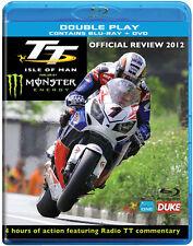 TT 2012 Review Blu-ray