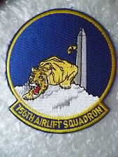Patches- USAF 756th Airlift Squadron Patch (New*, 9x8 cm)