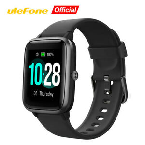 Ulefone Smart Watch Bluetooth Fitness Tracker Heart Rate Monitor For Android IOS