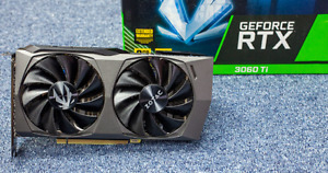 Zotac Gaming GeForce RTX 3060 Twin Edge OC 12GB