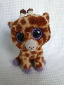 Ty Beanie Boos Safari Giraffe