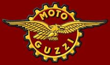 Moto Guzzi Tribe brodé patche Thermocollant patch Aufnaher California Norge
