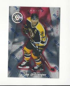 1997-98 Pinnacle Totally Certified Platinum Red #41 Ray Bourque Bruins /6199