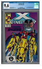 X-Factor #19 (1987) Classic Apocalypse Cover CGC 9.6 EB186
