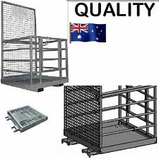 SAFETY CAGE  --  GST Inclusive WORK PLATFORM Forklift Safety Cage