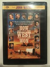 How the West Was Won (DVD, 2007)